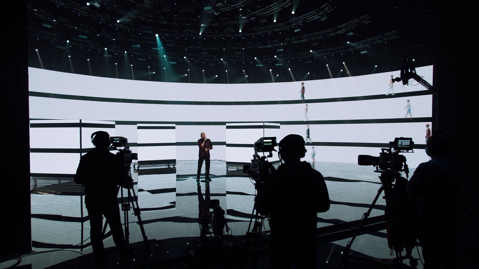 New professional studio space in Belgrade